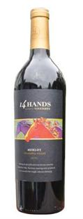 14 Hands Vineyards Merlot 2010 750ml